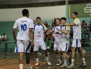Andee recebe o Santo André no Paulista sub-19 (Foto: Divulgação / Andee)