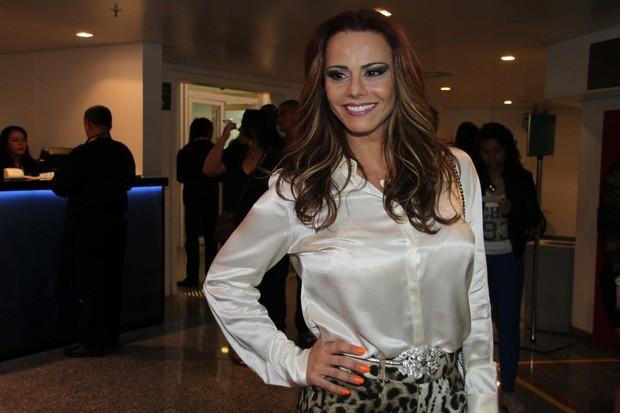 Viviane Araújo (Foto: GRAÇA PAES/PHOTO RIO NEWS)