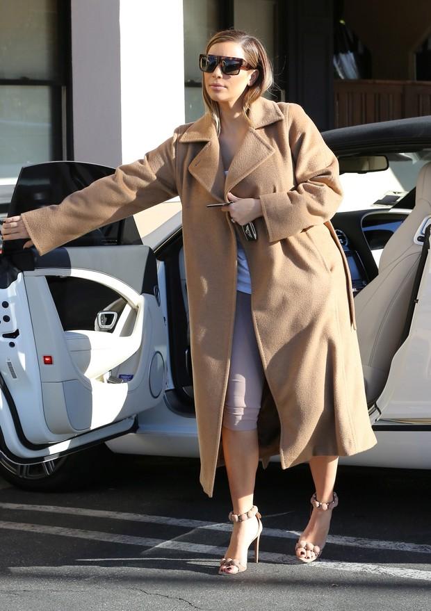 X17 - Kim Kardashian (Foto: X17 / Agência)