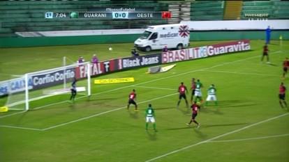 Veja os melhores momentos de Guarani 0 x 0 Oeste, pela Série B