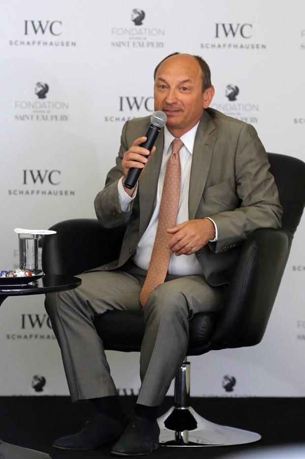 Olivier D'Agay, diretor da Fundação Saint-Exupéry e sobrinho-neto do autor (Foto: Divulgação)