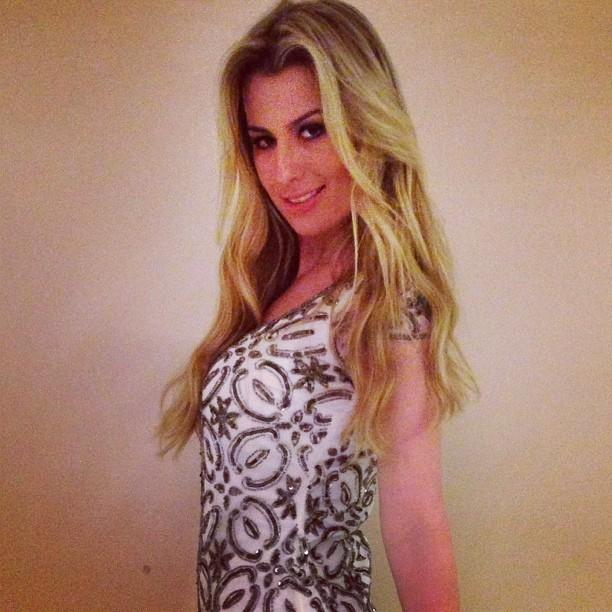 Fernanda Keulla (Foto: Reprodução/ Instagram)