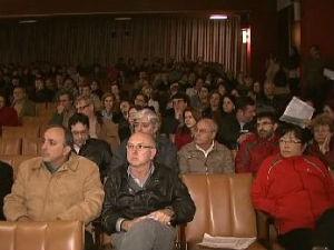 Assembleia da UPFR  também foi realizada em Palotina e em Matinhos (Foto: Reprodução/ RPC TV)