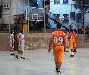 Campeonato Acreano de basquete adulto (Foto: Feab/Divulgação)