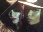 Nicki Minaj posta selfie com Madonna: 'Rainha'