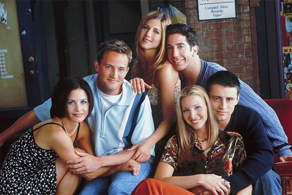 'Friends' é um das séries de comédia de maior sucesso de todos os tempos. Rachel, Ross, Monica, Chandler, Phoebe e Joey deixaram saudades. (Foto: Divulgação)