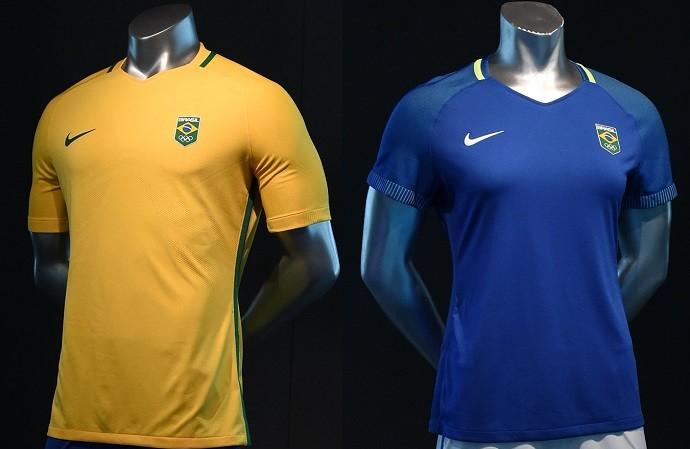 CBF descarta escudo do Time Brasil e terá bandeira na camisa das ... 5cd8e769e882d