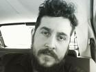 Rodrigo Suricato fala do desafio de substituir Frejat no Barão Vermelho