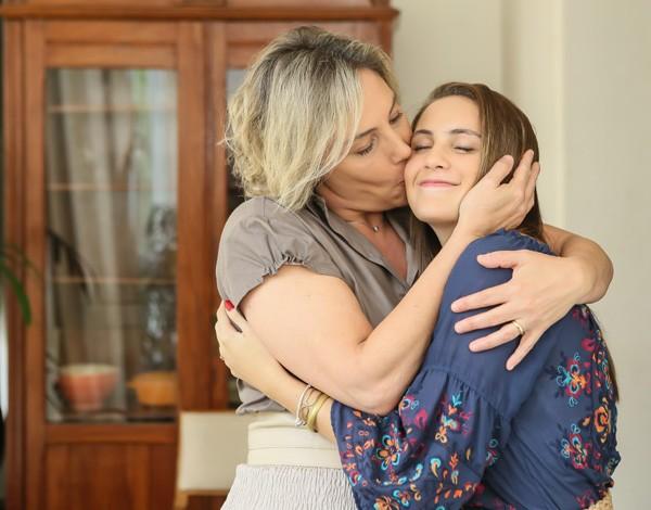 """A filha de Heloísa, Luísa, fará uma participação na série """"TOCs de Dalila"""" (Foto: Gianne Carvalho)"""
