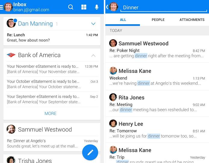 WeMail é um cliente de e-mail para Android (Foto: Divulgação)