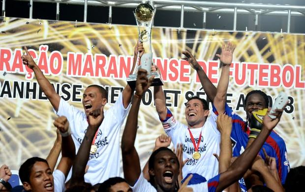 Maranhão vence Imperatriz de virada e garante 14º título estadual (Foto: Divulgação/Paulo de Tarso Jr.)