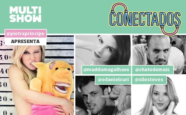 Conectados Sobre (Foto: Multishow)