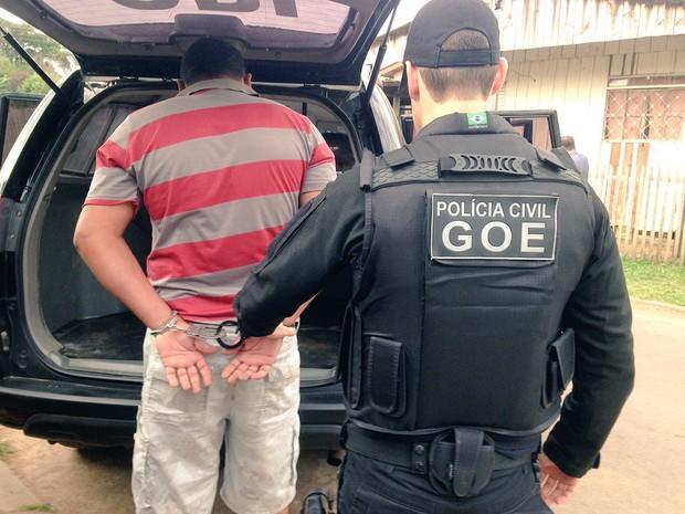 operação gravataí  (Foto: Divulgação/Polícia Civil)