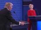 Hillary vence debate com Trump, indicam primeiras pesquisas