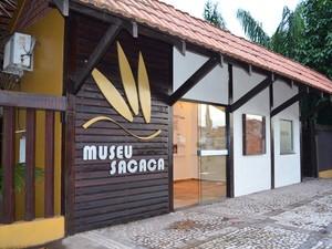 Museu Sacaca (Foto: Graziela Miranda/G1)