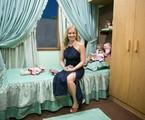 Angélica na réplica de seu quarto | Raquel Cunha/ TV Globo