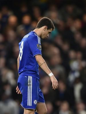 Oscar Chelsea x Watford (Foto: Reuters)