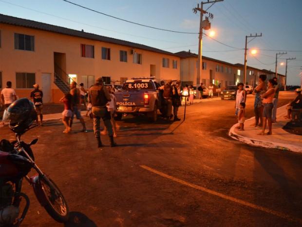 Mulher morre após ser jogada de janela por ex-marido (Foto: Blog Sigi Vilares)