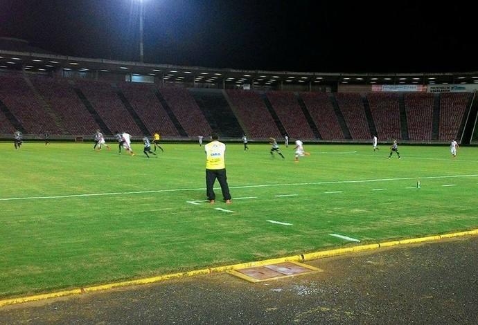 Uberaba x Araxá, China, Araxá Esporte Clube, treinador (Foto: Lucas Papel)