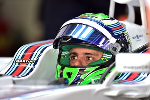 Massa, Treino Livre GP do Brasil (Foto: AFP)
