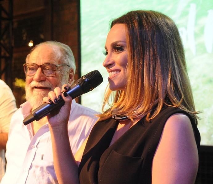Suzana Pires dá detalhes do passado de Lenita e revela que a dona do Rota teve uma filha (Foto: Mauricio Fidalgo / TV Globo)