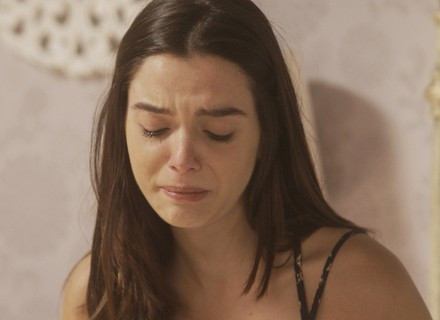 Milena explode com Vittorio por causa de Loretta: 'Ela não era sua posse, assim como eu não sou'