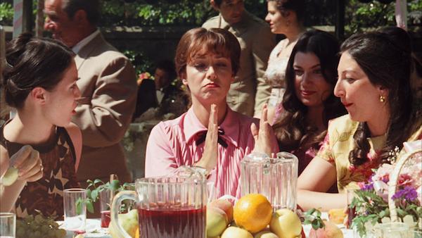 A atriz Julie Gregg em cena de 'O Poderoso Chefão' (1972) (Foto: Reprodução)