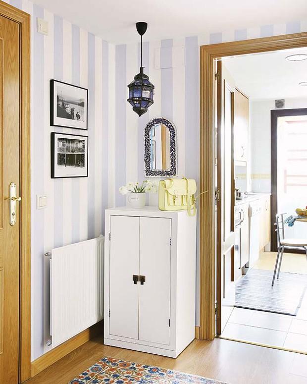 Bases neutras cores fortes casa vogue interiores for Pintar entrada piso