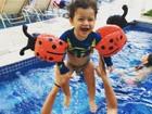 Fernanda Gentil faz declaração fofa para o filho