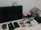 Dupla é presa após roubar carro e assaltar casa de idosa em Sorocaba