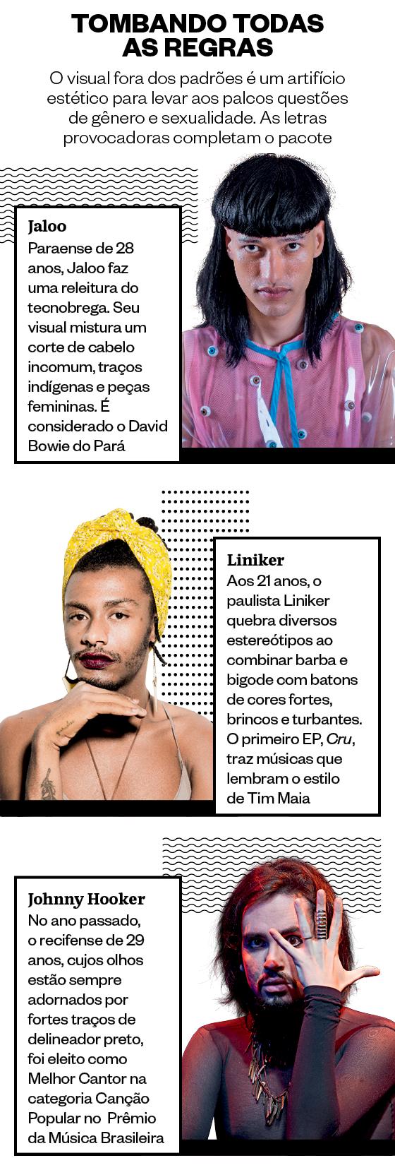 Tombando todas as regras (Foto: Andre Lessa/Folhapress, Lucas Lima/ UOL/Folhapress, Guito Moreto/Ag. O Globo)