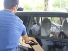Antes da cadeia, envolvida em compra de votos no AM faz exame no IML