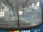 Transporte coletivo é prejudicado com ações de vandalismo, diz Setransp
