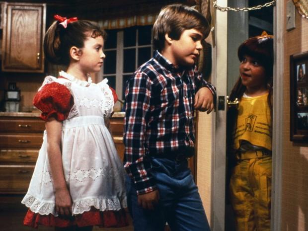 Tiffany Brissette, Emily Schulman e Jerry Supiran em Super Vicky.