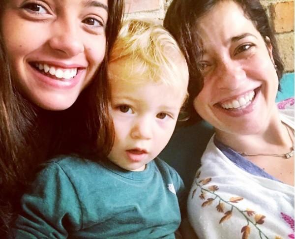 Os três filhos de Paloma Duarte (Foto: Reprodução / Instagram)
