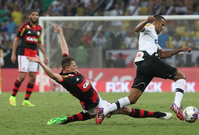 Jonas Flamengo x Vasco (Foto: Gilvan de Souza / Flamengo)