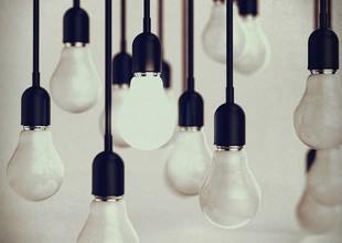 Lâmpada energia luz inovação ideia (Foto: Thinkstock)
