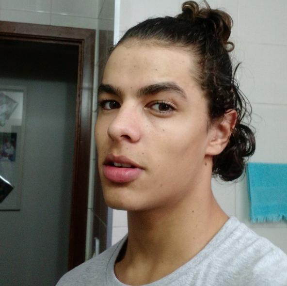 Matheus Abreu viverá mesmo personagem que Cauã Reymond em Dois Irmãos (Foto: Reprodução/Instagram)