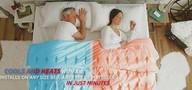 Edredom inteligente ajusta temperatura em cada lado da cama