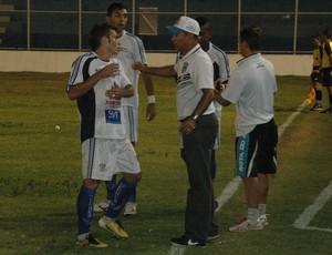 Ramiro Sousa, treinador do CSP (Foto: João Neto)