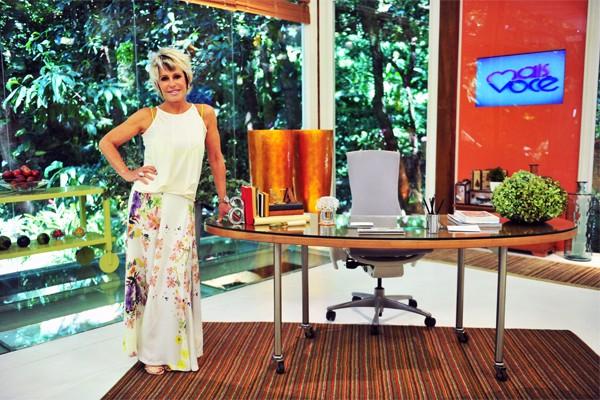 Ana Maria Braga quer receber  (Foto: TV Globo/João Miguel Júnior)