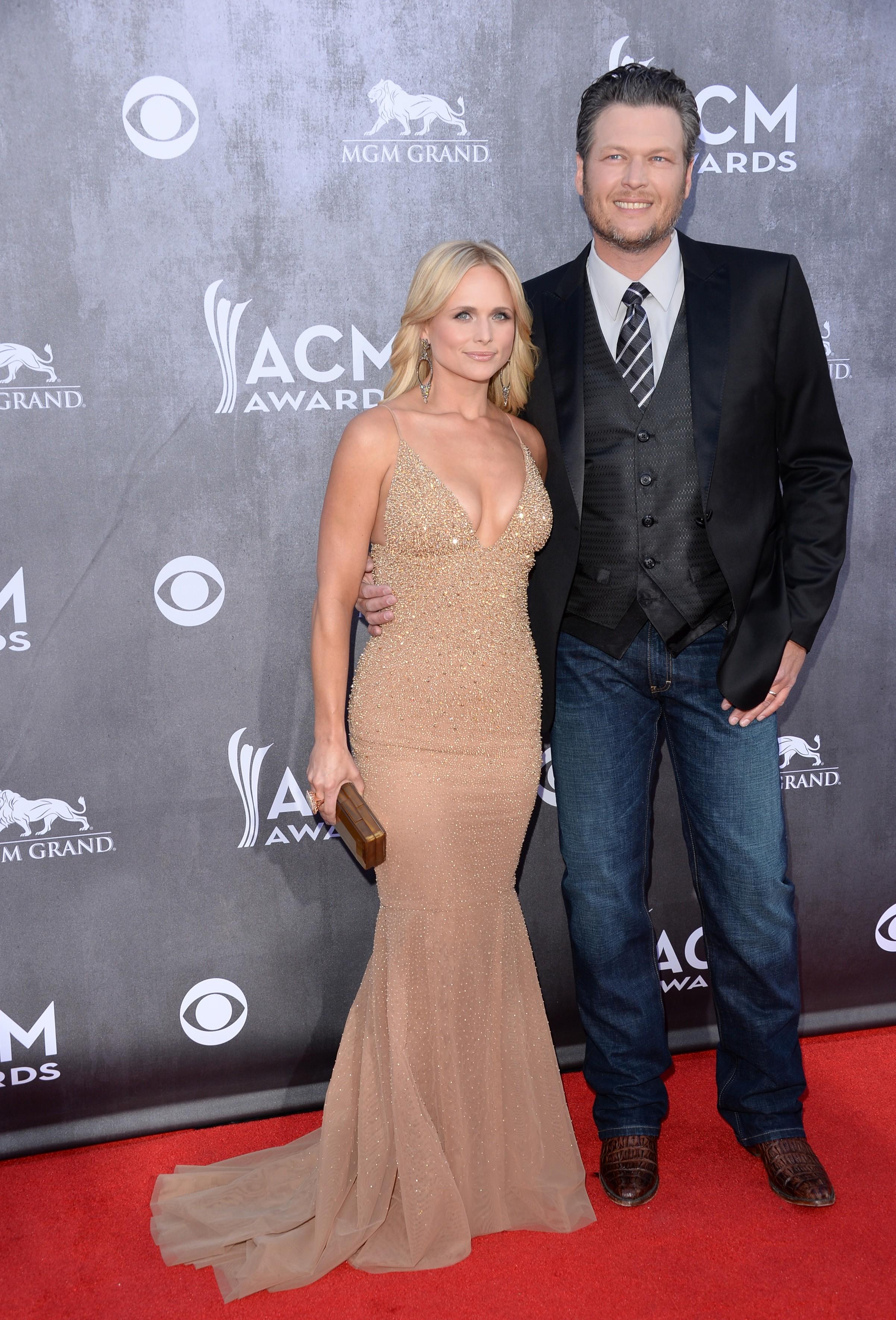 O casal mais fofo da música country esteve no centro de muitos rumores sobre divórcio e infidelidade, desde que se casaram em 2011. Mas ambos já afirmaram que a separação nem sequer é uma opção.  (Foto: Getty Images)