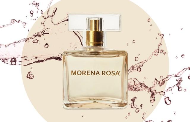 Perfume da Morena Rosa (Foto: Arte Vogue Online)