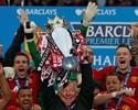 No adeus de Alex Ferguson ao Old Trafford, Manchester vence Swansea