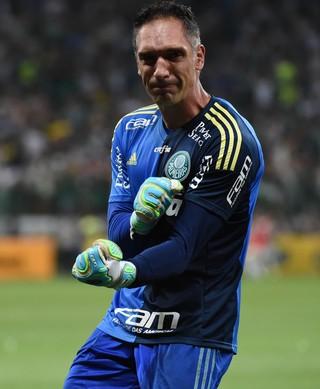 Fernando Prass Palmeiras Santos (Foto: Ag Estado)