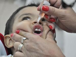 A expectativa é vacinar 30 mil crianças (Foto: Divulgação)