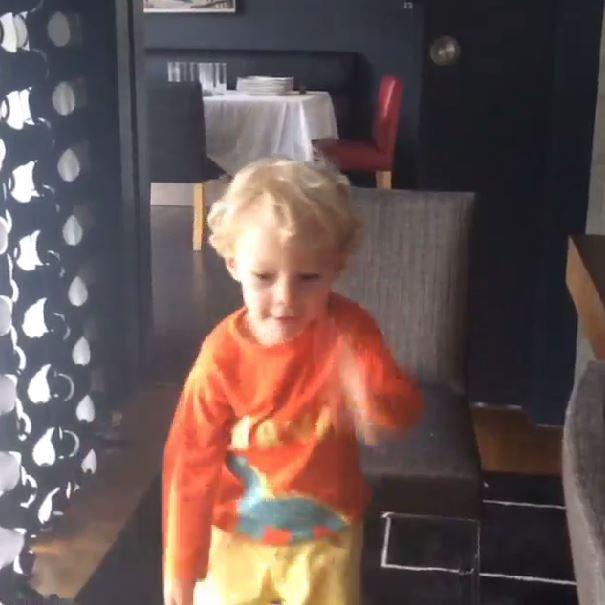 Filho de Neymar (Foto: Instagram/Reprodução)