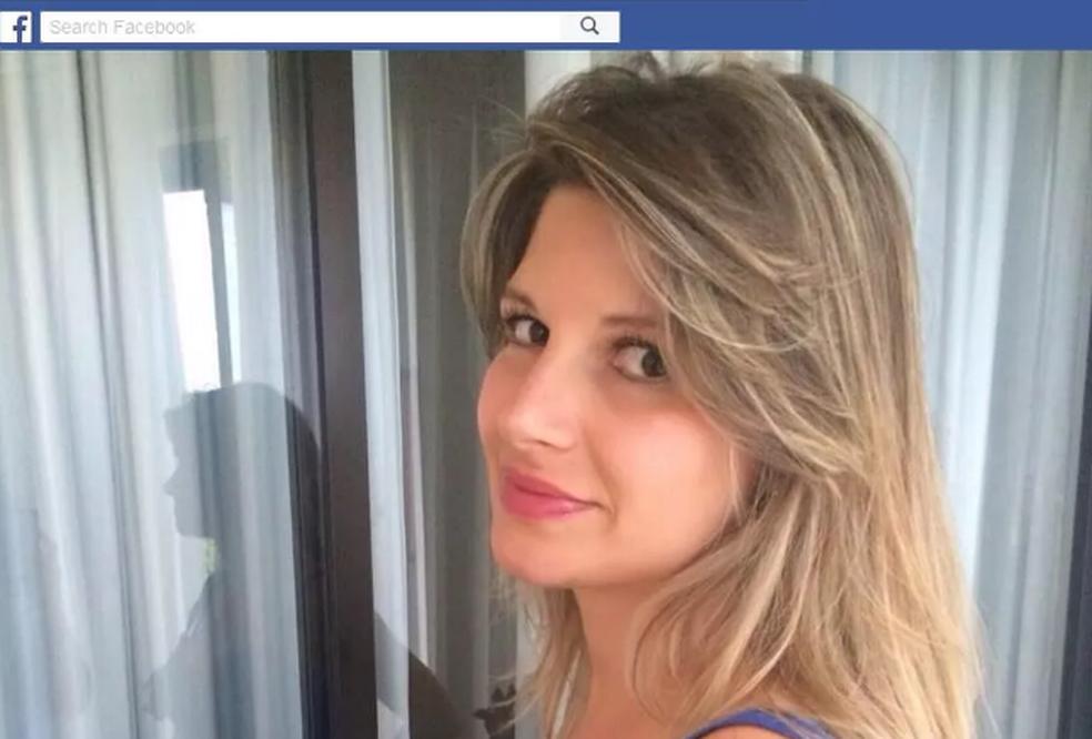 Fabiana Favero tinha 37 anos (Foto: Reprodução/RBS TVFacebook)
