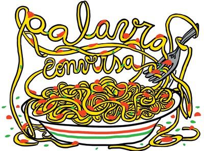 Itália dos prazeres (Foto: Ilustração Luli Penna)