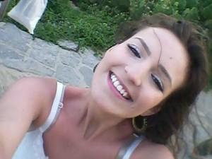 Erica estava no veículo que saiu da pista em Glorinha (Foto: Reprodução/Arquivo Pessoal)